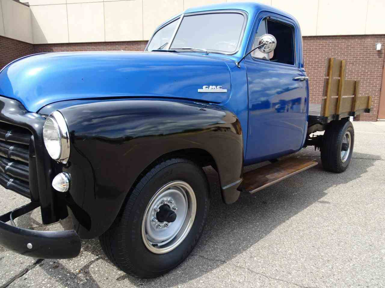 Large Picture of 1953 GMC Pickup located in Michigan Offered by Gateway Classic Cars - Detroit - LSON