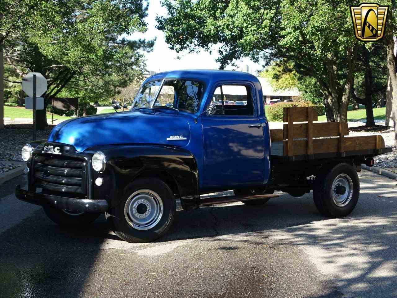 Large Picture of Classic 1953 GMC Pickup located in Dearborn Michigan Offered by Gateway Classic Cars - Detroit - LSON