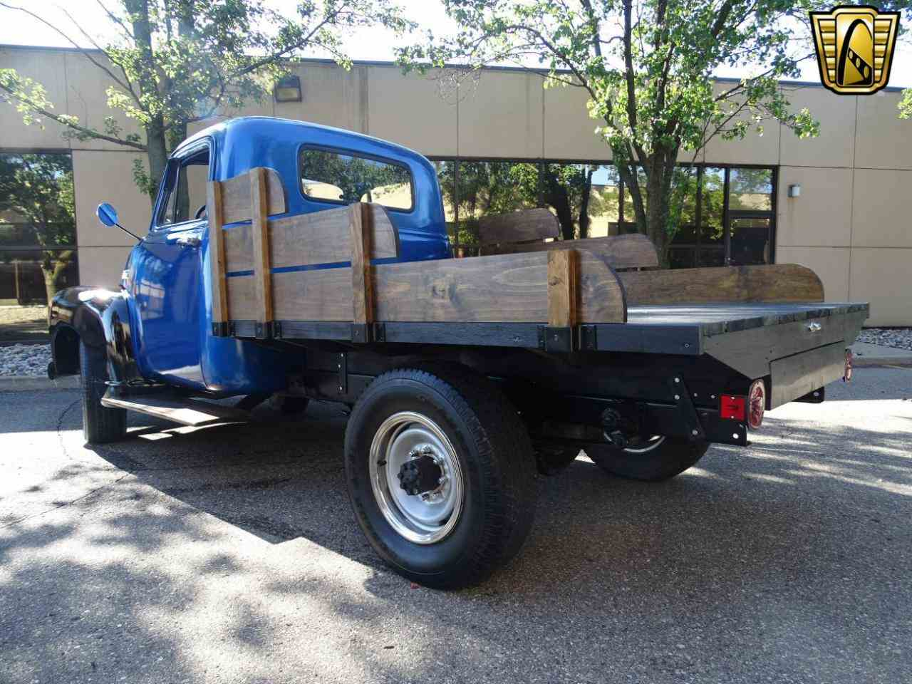 Large Picture of '53 Pickup located in Michigan - $13,595.00 Offered by Gateway Classic Cars - Detroit - LSON