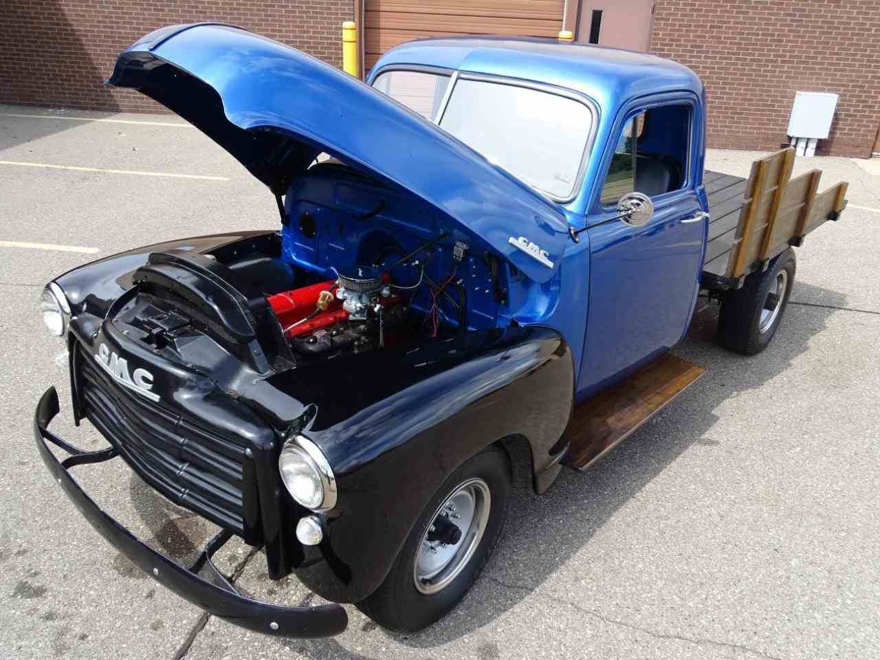 Large Picture of '53 Pickup Offered by Gateway Classic Cars - Detroit - LSON