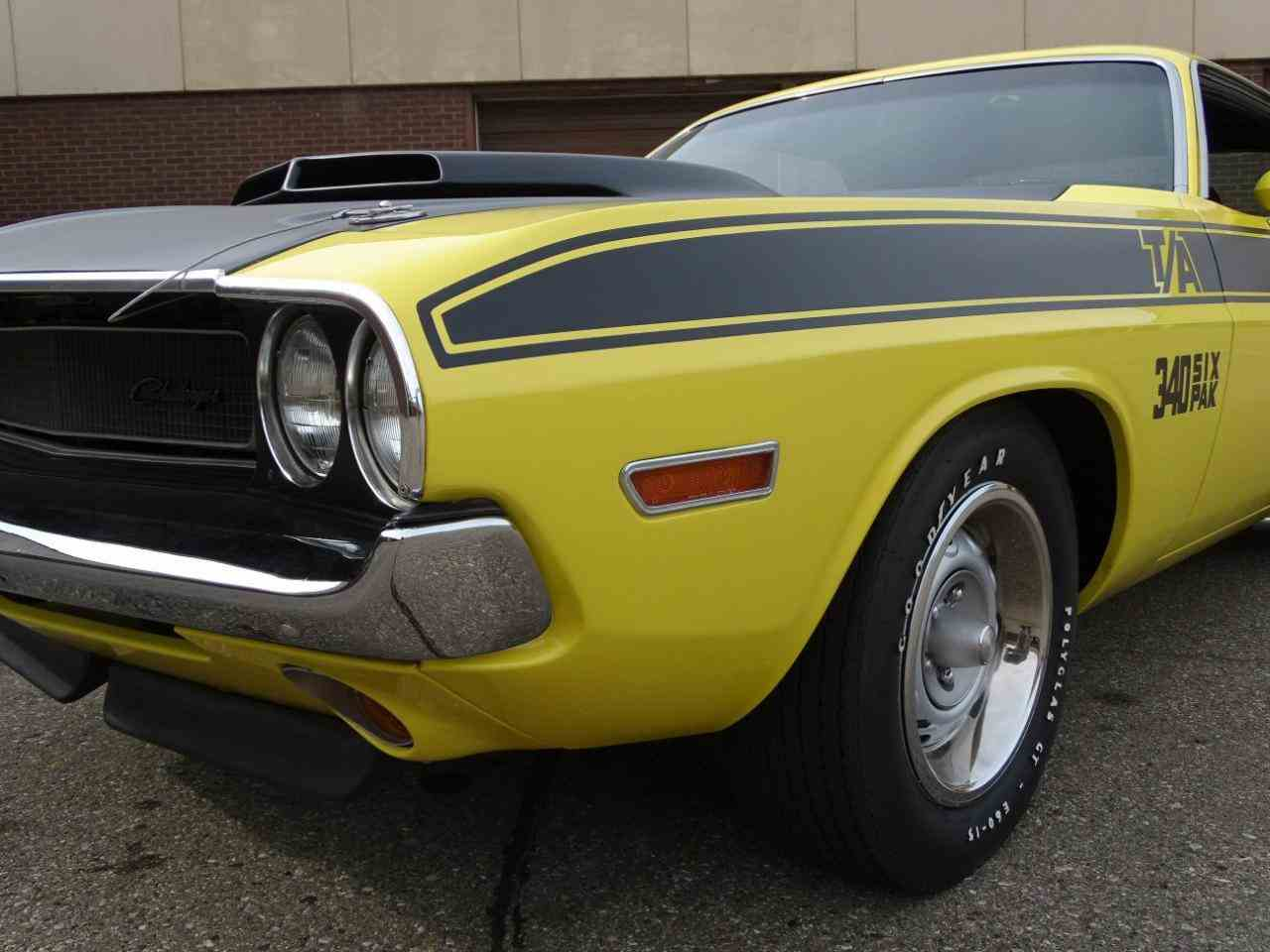 Large Picture of '70 Challenger - LSOQ