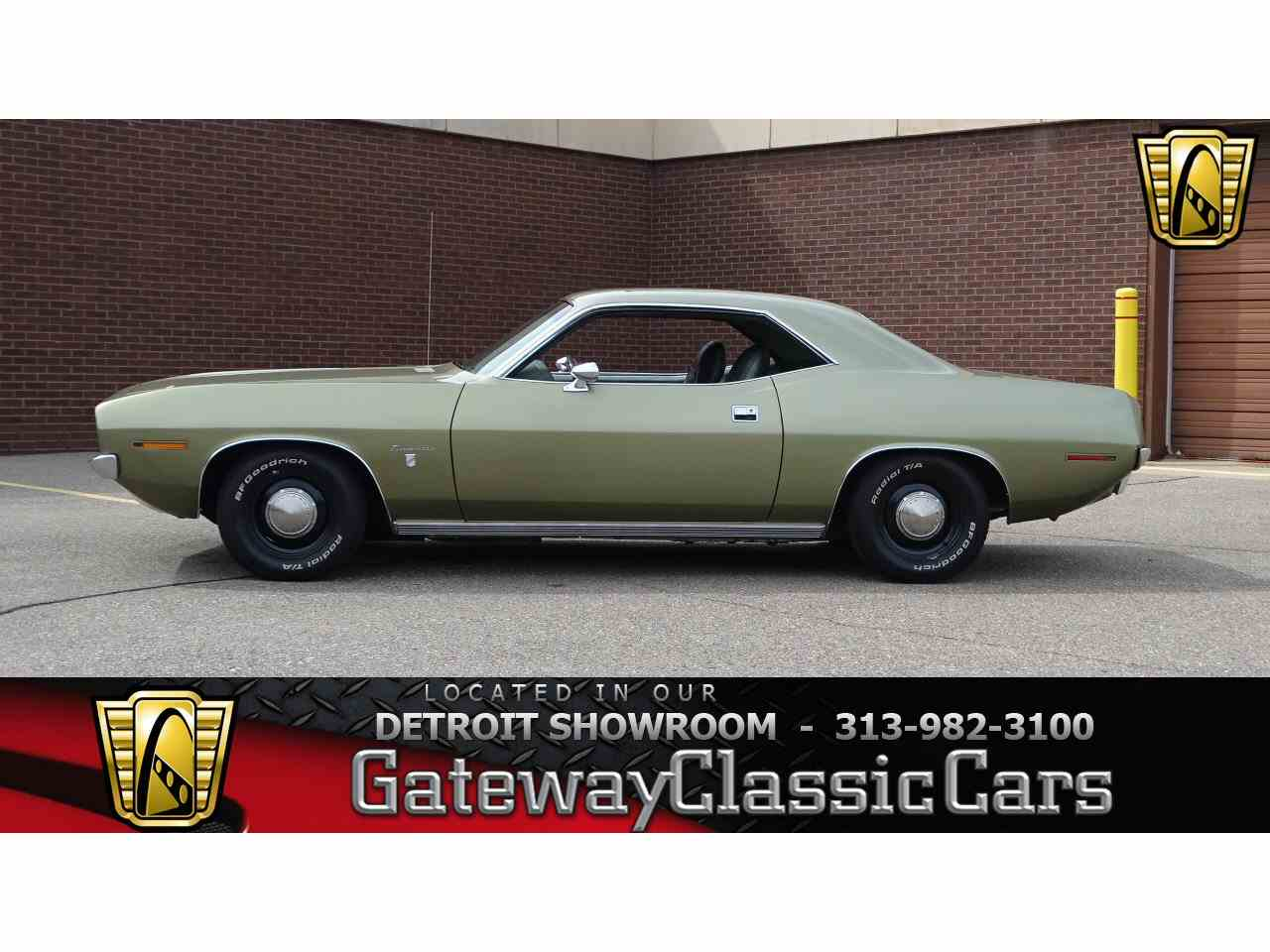 Large Picture of '70 Plymouth Barracuda - LSOS