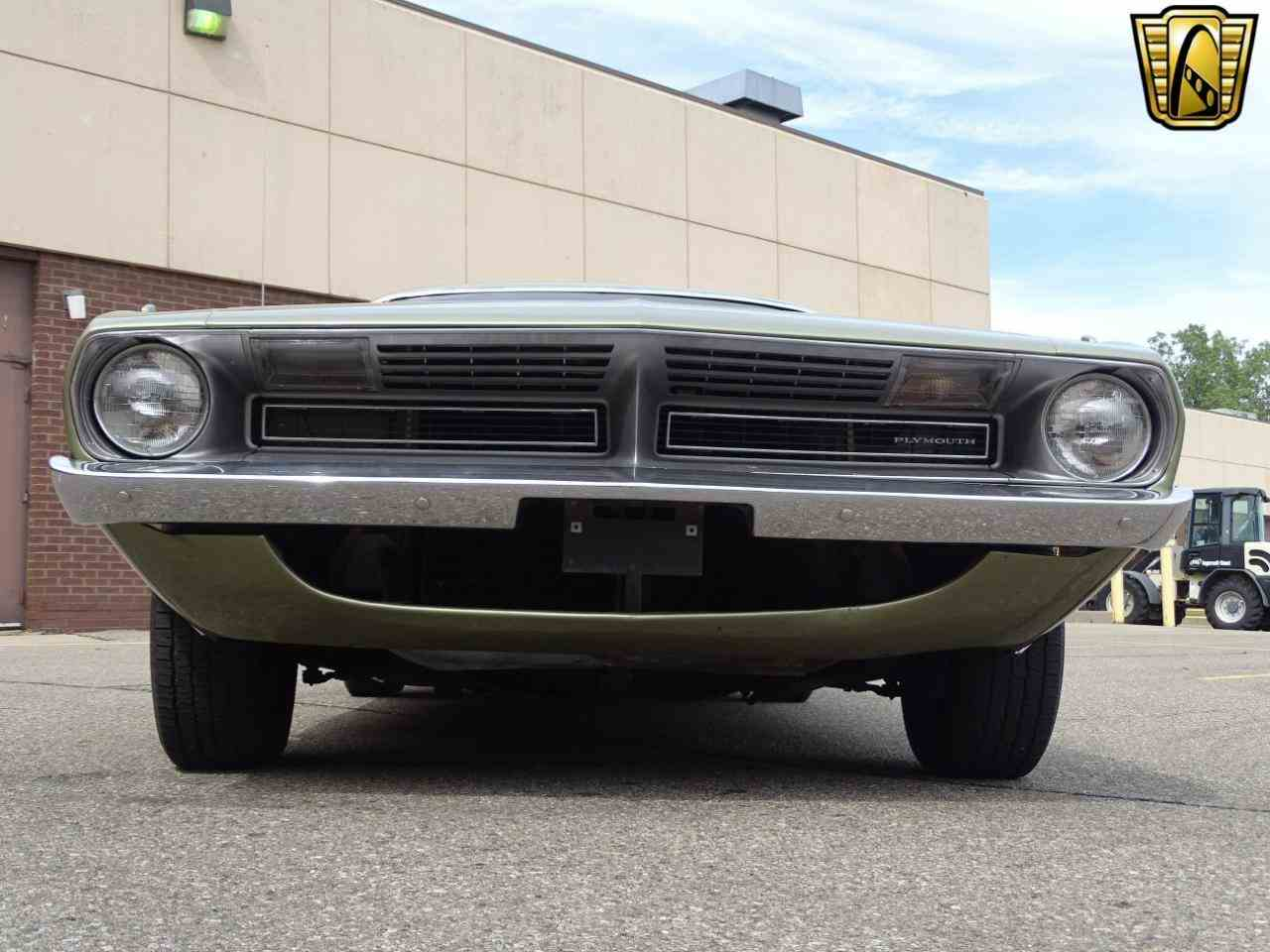 Large Picture of Classic 1970 Plymouth Barracuda - $39,595.00 - LSOS