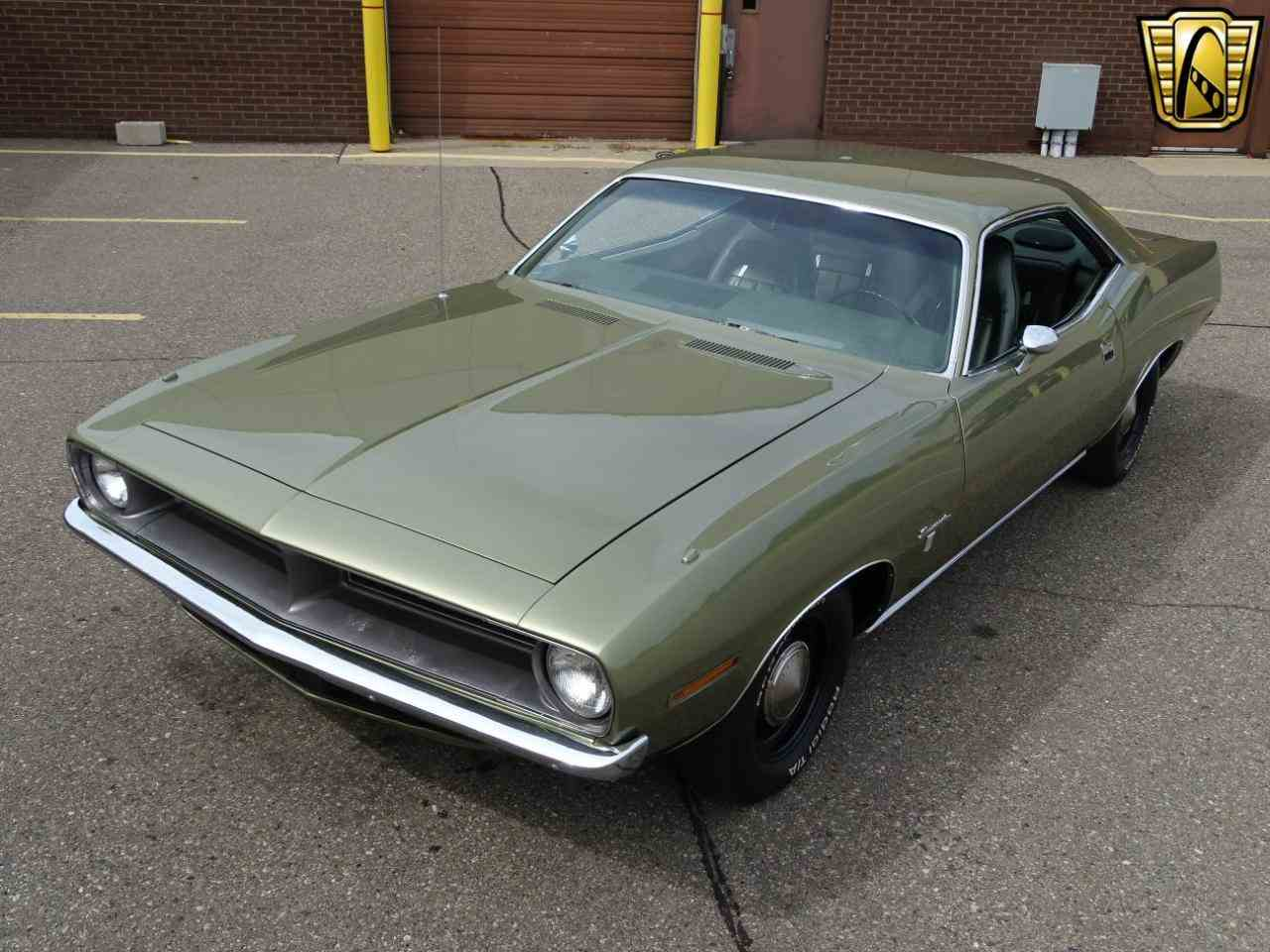 Large Picture of Classic 1970 Barracuda Offered by Gateway Classic Cars - Detroit - LSOS