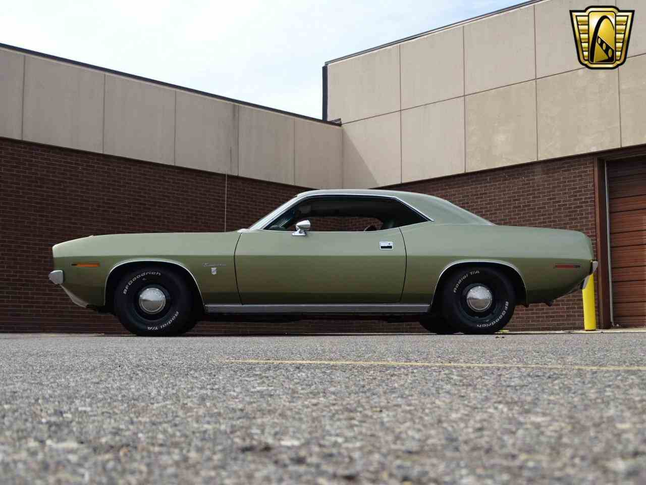 Large Picture of Classic '70 Barracuda located in Dearborn Michigan Offered by Gateway Classic Cars - Detroit - LSOS