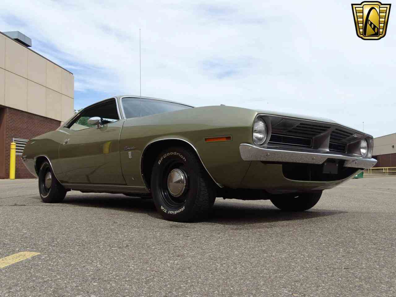 Large Picture of 1970 Plymouth Barracuda located in Michigan - $39,595.00 - LSOS