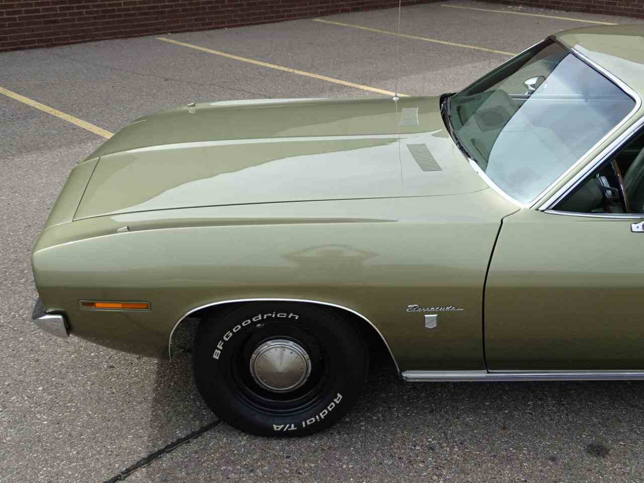 Large Picture of 1970 Plymouth Barracuda Offered by Gateway Classic Cars - Detroit - LSOS