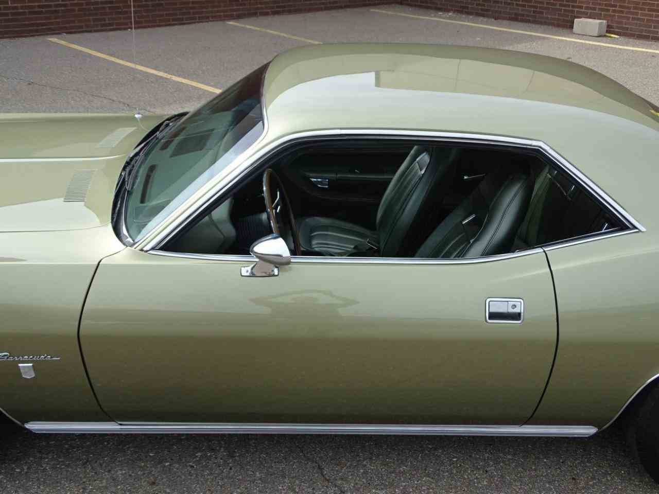 Large Picture of 1970 Plymouth Barracuda located in Michigan - $39,595.00 Offered by Gateway Classic Cars - Detroit - LSOS