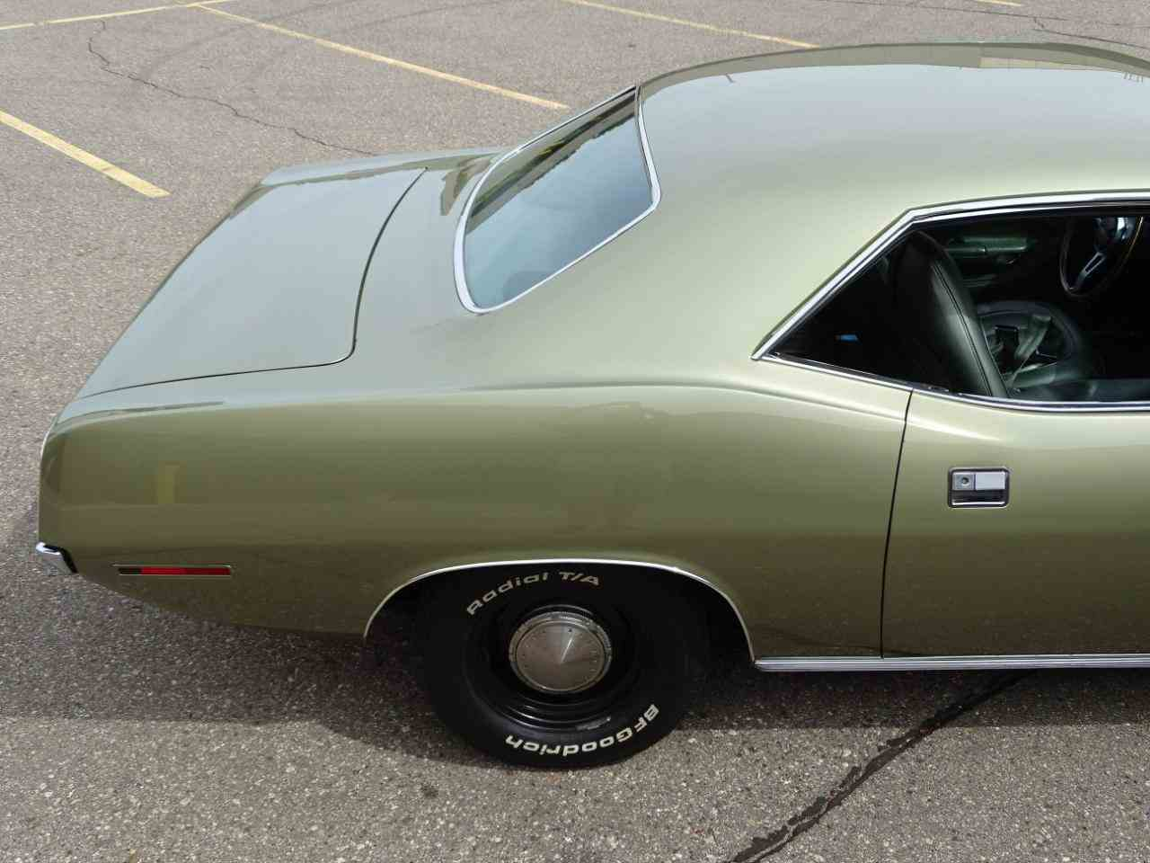 Large Picture of Classic 1970 Barracuda located in Dearborn Michigan - LSOS