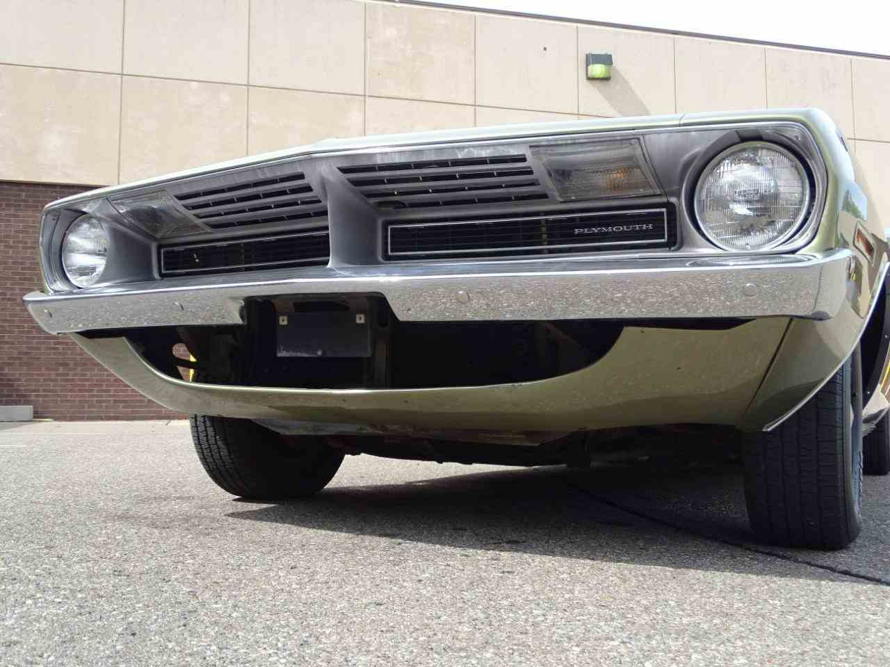 Large Picture of 1970 Plymouth Barracuda - $39,595.00 - LSOS