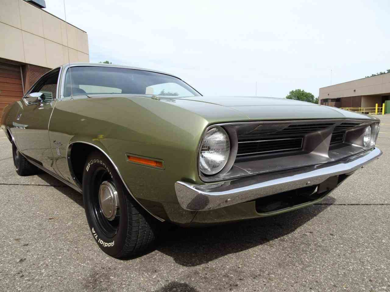 Large Picture of 1970 Barracuda located in Dearborn Michigan - $39,595.00 Offered by Gateway Classic Cars - Detroit - LSOS