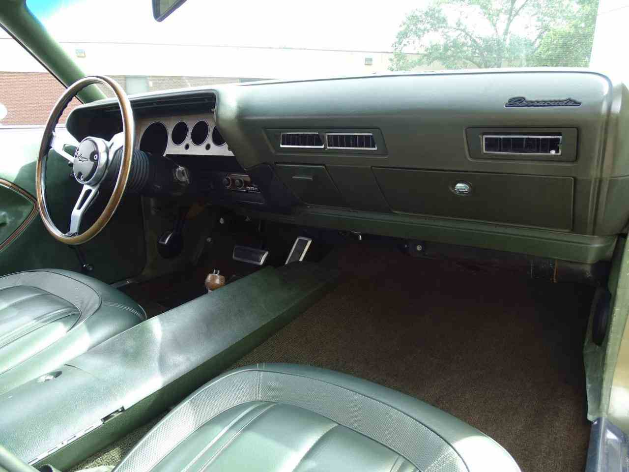 Large Picture of Classic 1970 Plymouth Barracuda - $39,595.00 Offered by Gateway Classic Cars - Detroit - LSOS