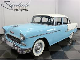 Picture of 1955 Chevrolet Bel Air located in Texas Offered by Streetside Classics - Dallas / Fort Worth - LSOT