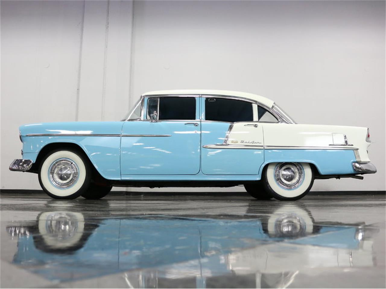 Large Picture of 1955 Bel Air located in Texas - $25,995.00 - LSOT