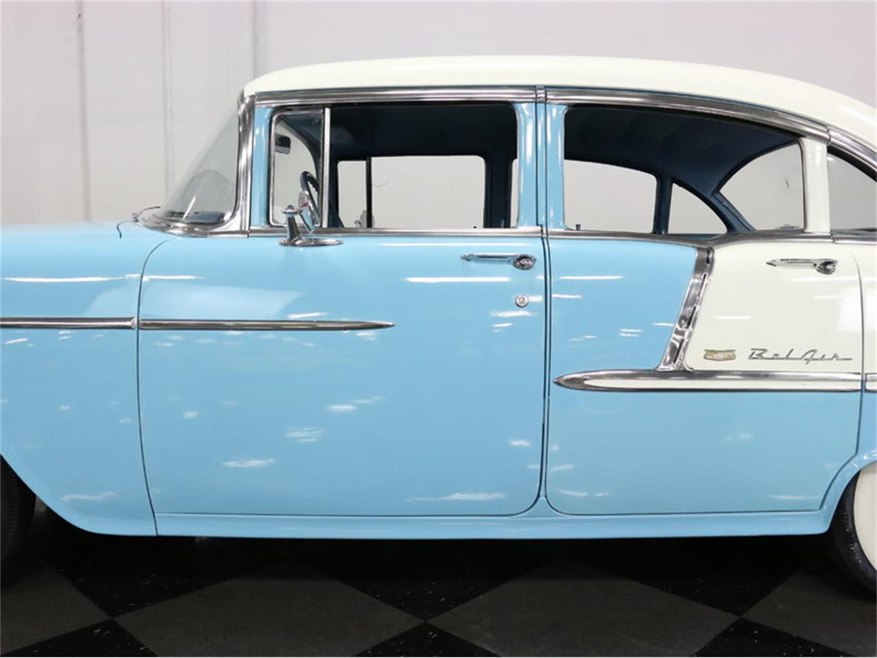 Large Picture of Classic '55 Chevrolet Bel Air - $25,995.00 Offered by Streetside Classics - Dallas / Fort Worth - LSOT