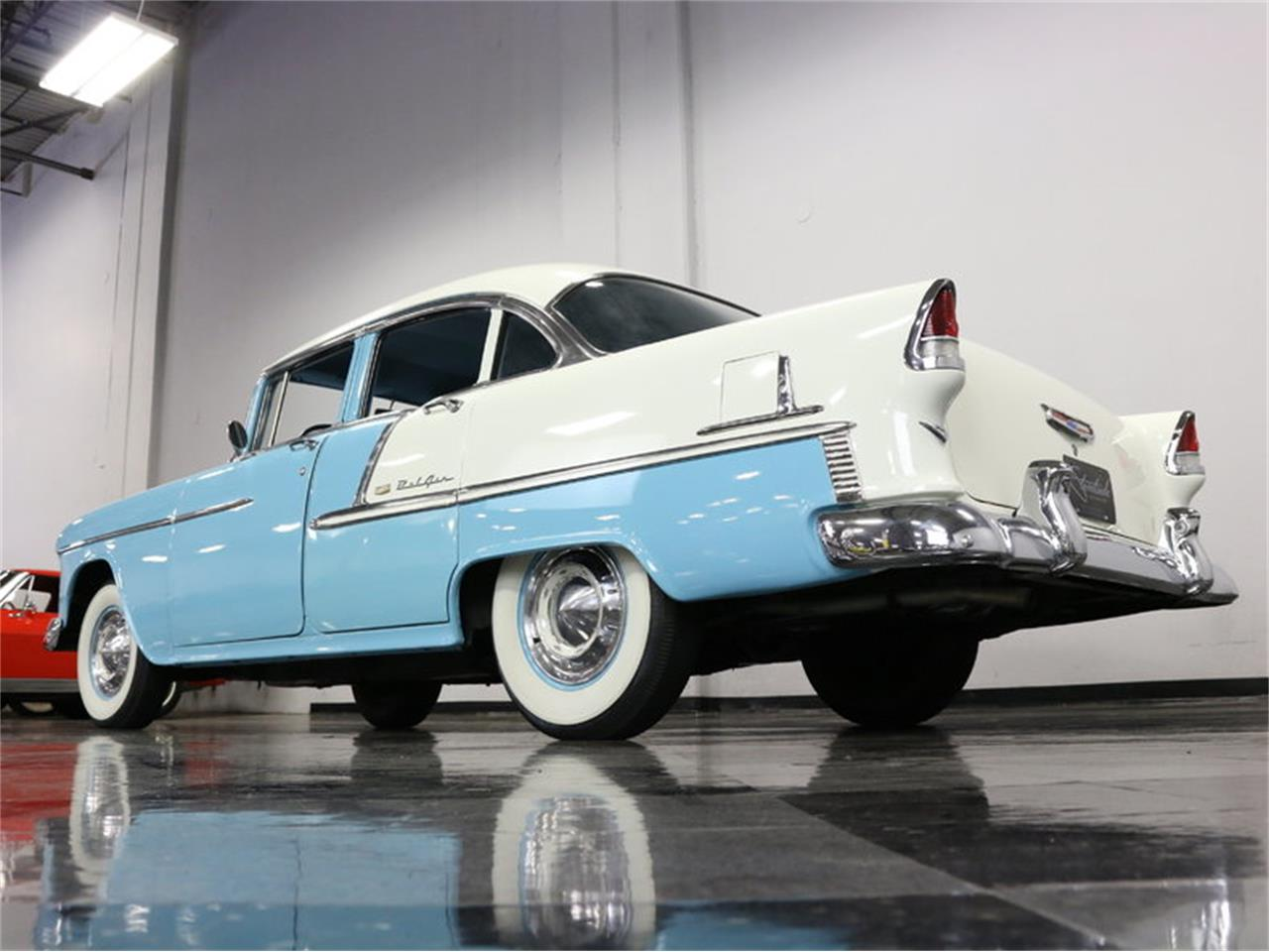Large Picture of Classic 1955 Bel Air Offered by Streetside Classics - Dallas / Fort Worth - LSOT