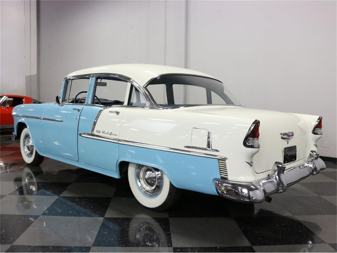 Large Picture of Classic 1955 Chevrolet Bel Air located in Texas - $25,995.00 Offered by Streetside Classics - Dallas / Fort Worth - LSOT