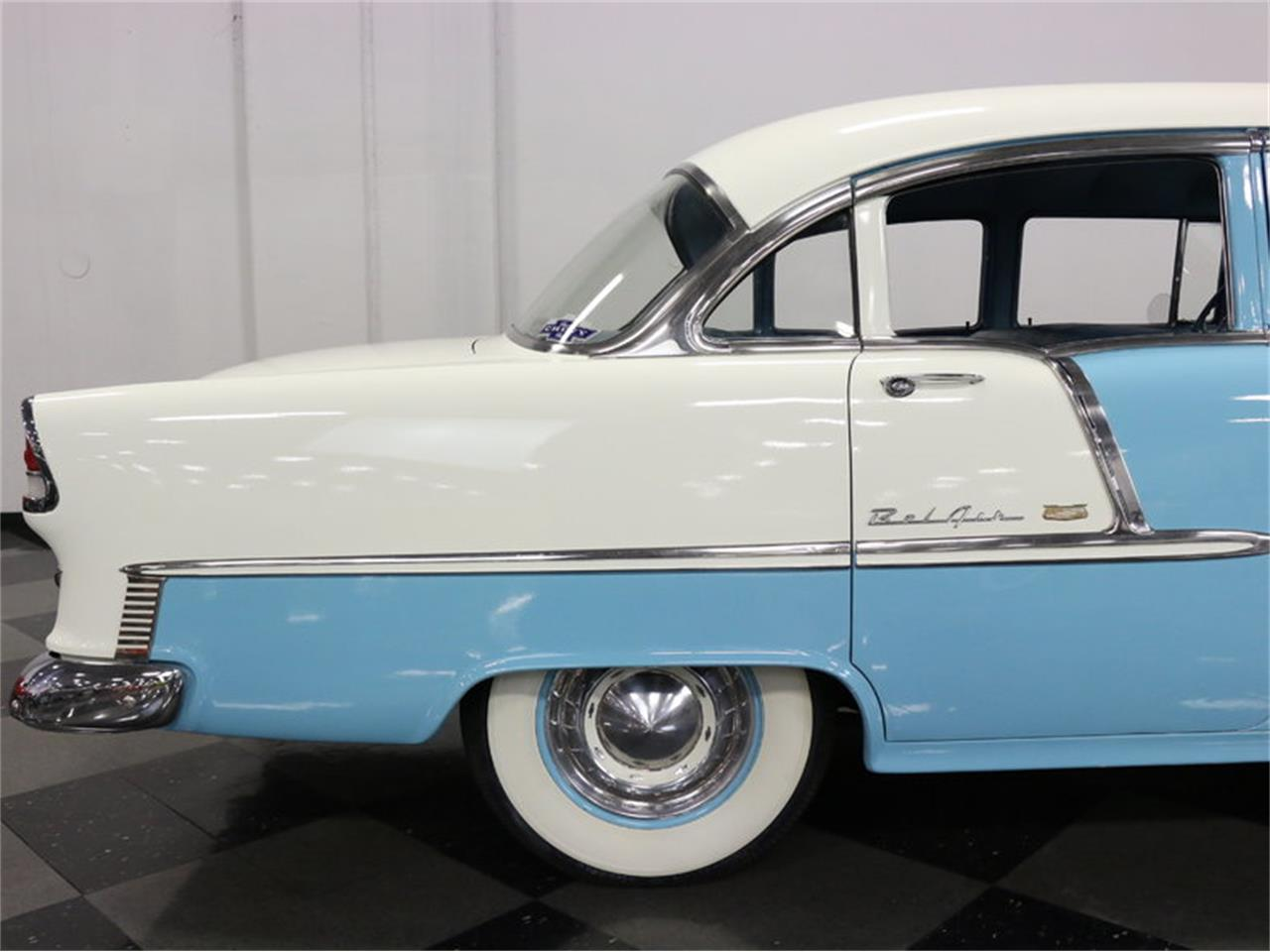 Large Picture of Classic '55 Bel Air located in Texas - $25,995.00 - LSOT