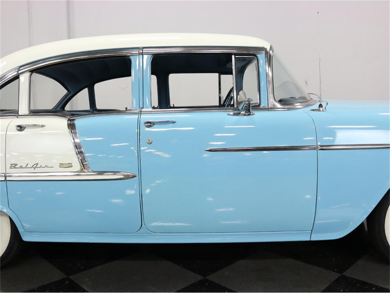 Large Picture of Classic '55 Bel Air located in Ft Worth Texas - $25,995.00 Offered by Streetside Classics - Dallas / Fort Worth - LSOT