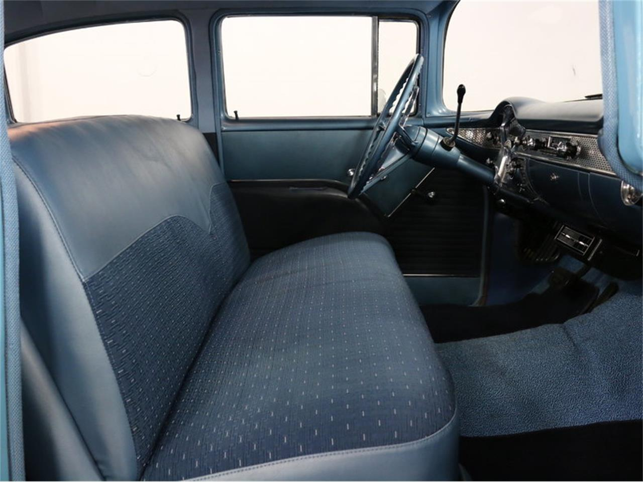 Large Picture of Classic '55 Bel Air - $25,995.00 Offered by Streetside Classics - Dallas / Fort Worth - LSOT