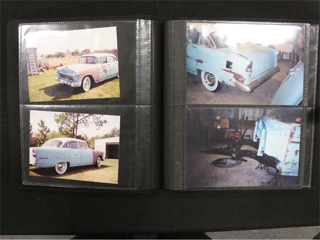 Large Picture of 1955 Chevrolet Bel Air - $25,995.00 Offered by Streetside Classics - Dallas / Fort Worth - LSOT
