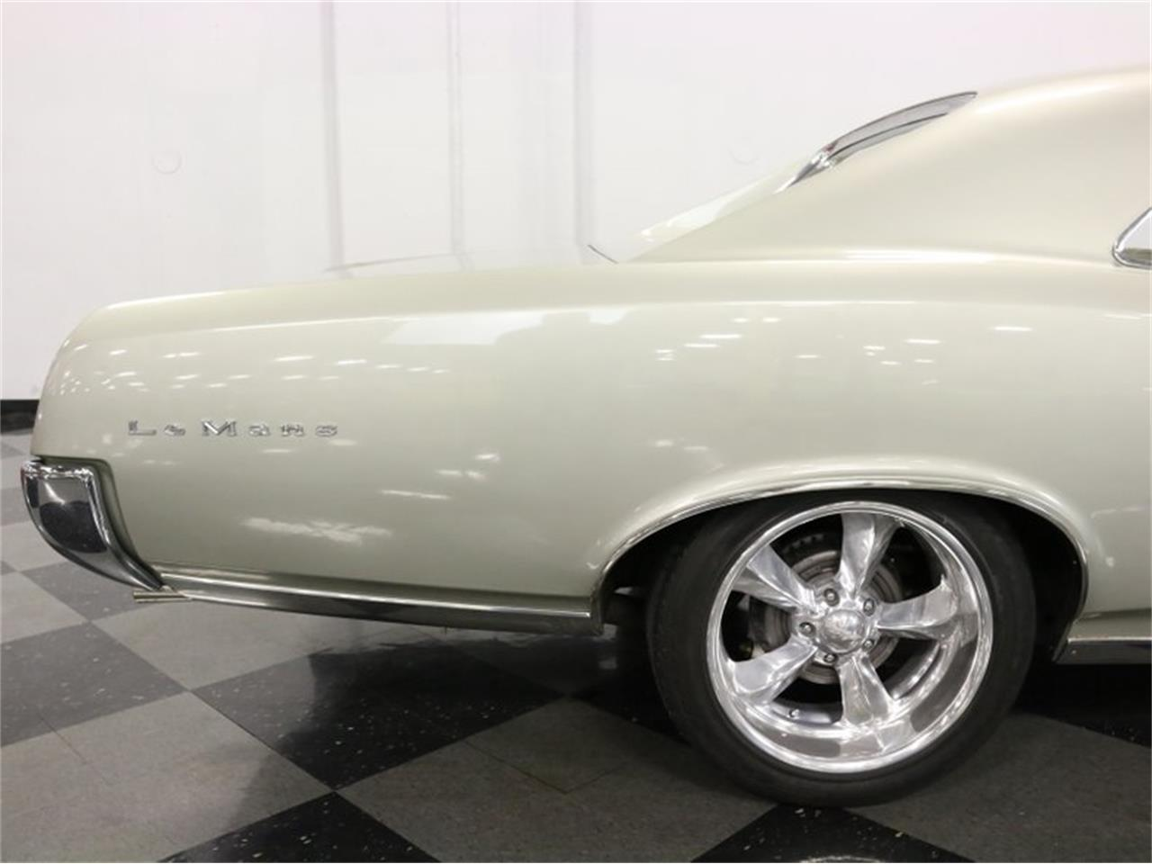 Large Picture of 1967 Pontiac LeMans located in Ft Worth Texas Offered by Streetside Classics - Dallas / Fort Worth - LSP2