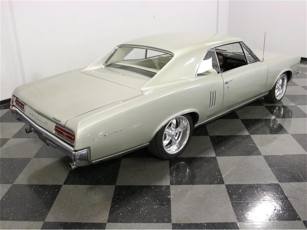 Large Picture of Classic '67 Pontiac LeMans located in Texas Offered by Streetside Classics - Dallas / Fort Worth - LSP2