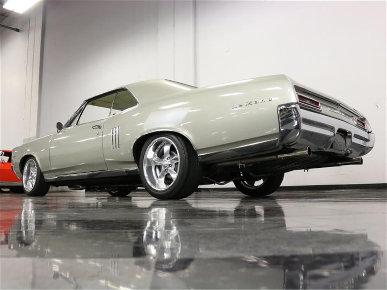 Large Picture of 1967 Pontiac LeMans Offered by Streetside Classics - Dallas / Fort Worth - LSP2