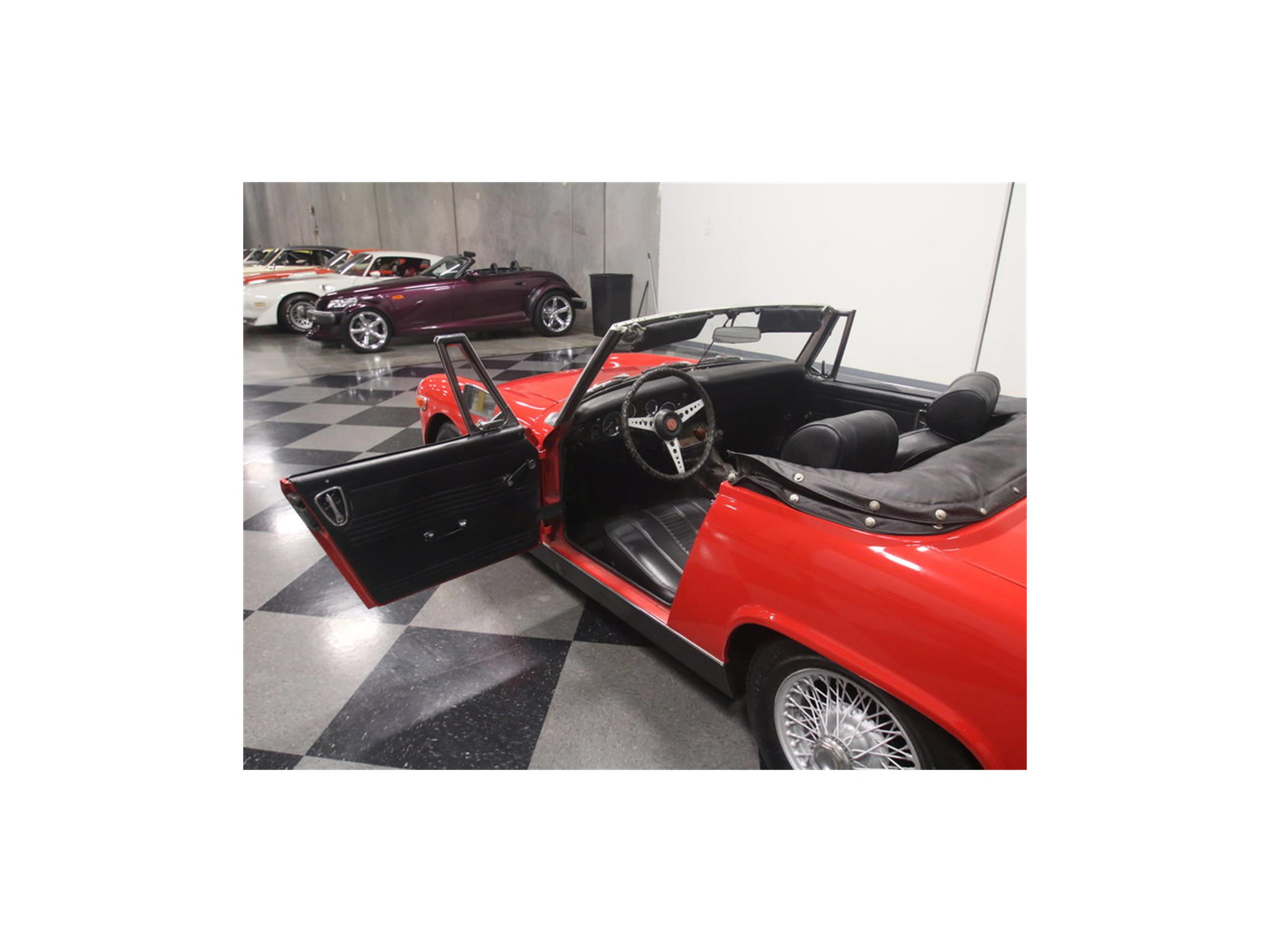 Large Picture of '70 Midget - LSP3
