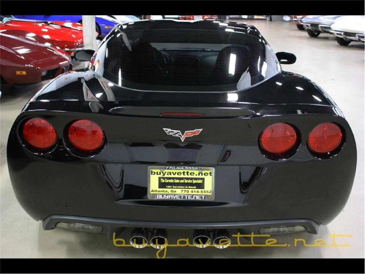 Large Picture of '08 Corvette - LSP7