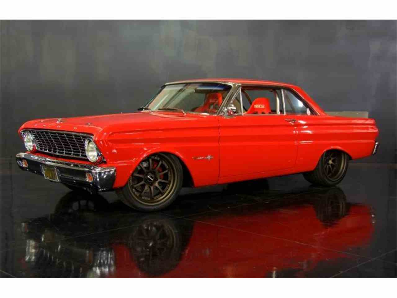 Large Picture of Classic '64 Ford Falcon located in California - $52,194.00 Offered by NBS Auto Showroom - LSP9
