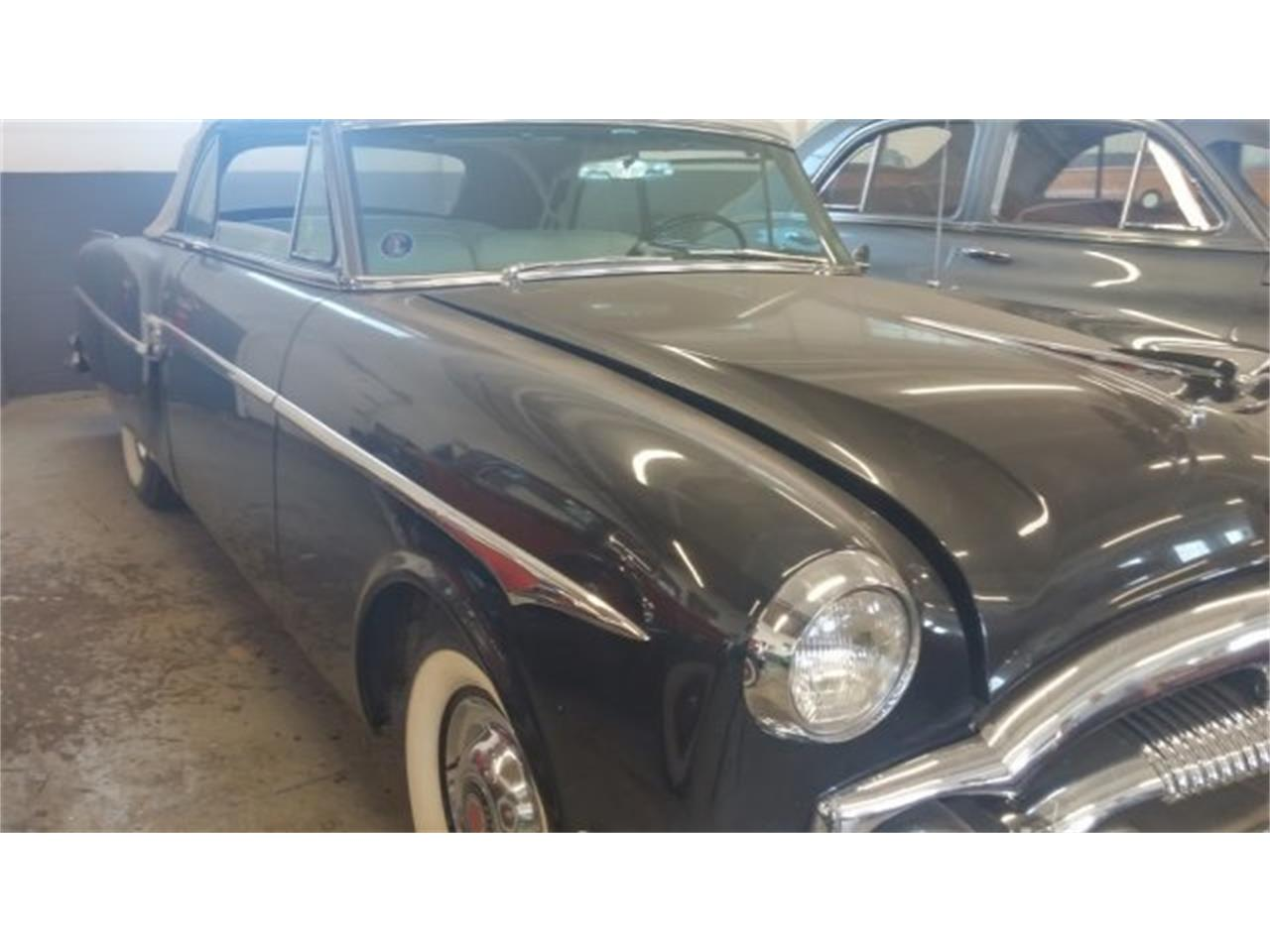 Large Picture of Classic '53 Packard Eight located in Massachusetts Offered by CARuso Classic Cars - LNUY