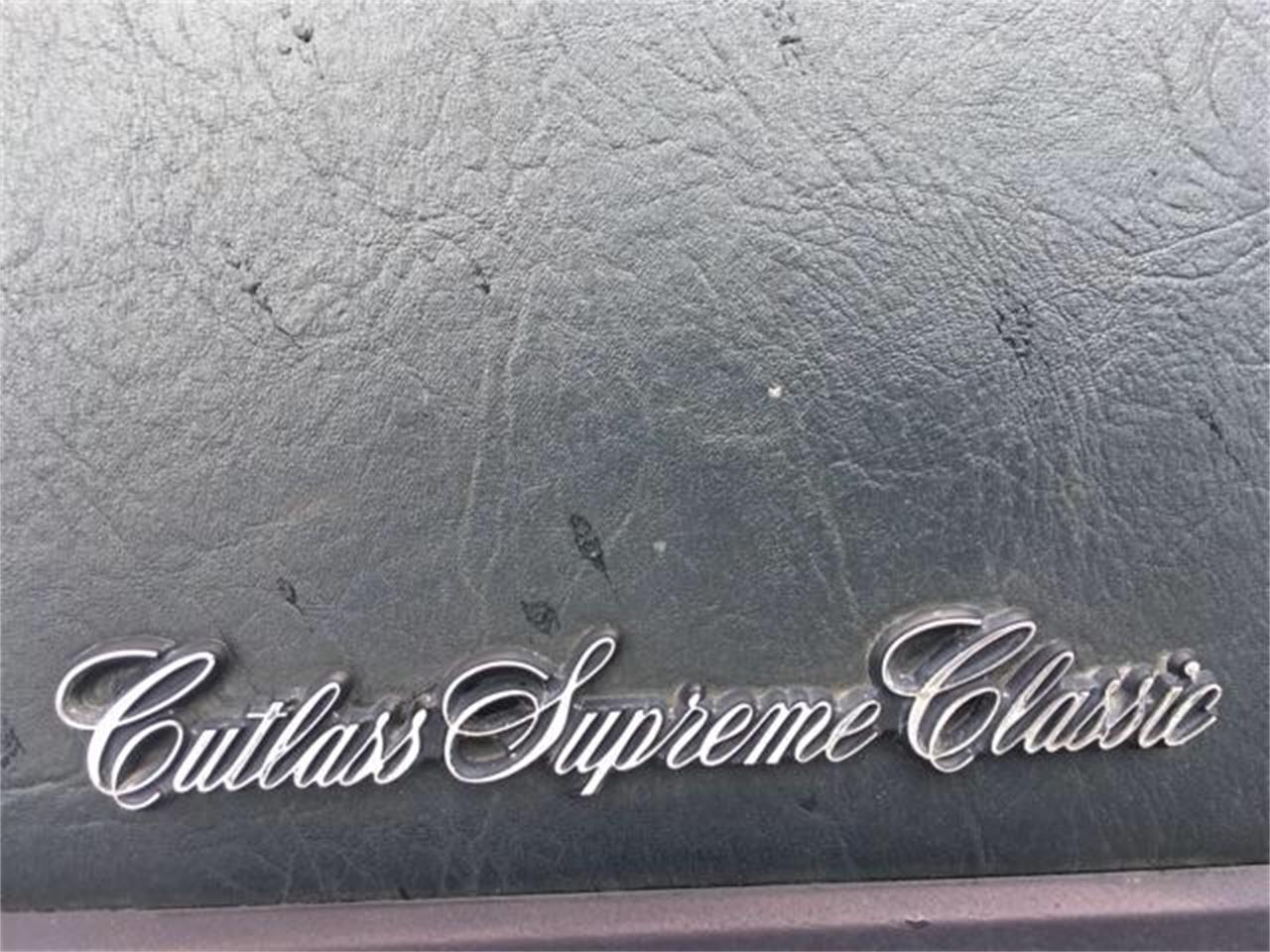 Large Picture of '88 Cutlass Supreme - LSPJ