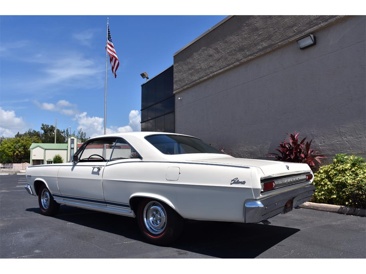 Large Picture of 1966 Mercury Comet located in Florida - LSPS