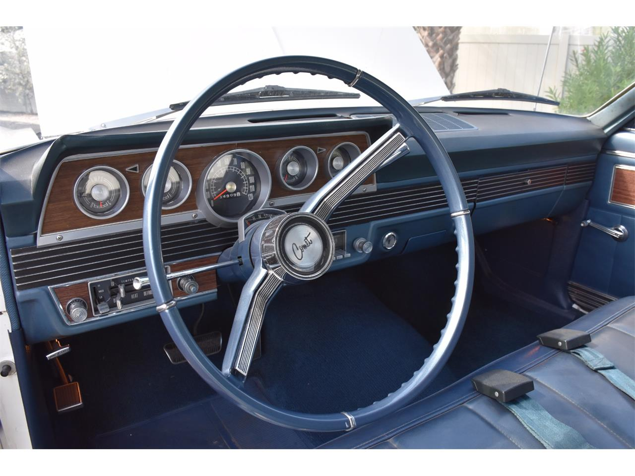 Large Picture of Classic 1966 Mercury Comet located in Florida - $17,983.00 Offered by Ideal Classic Cars - LSPS