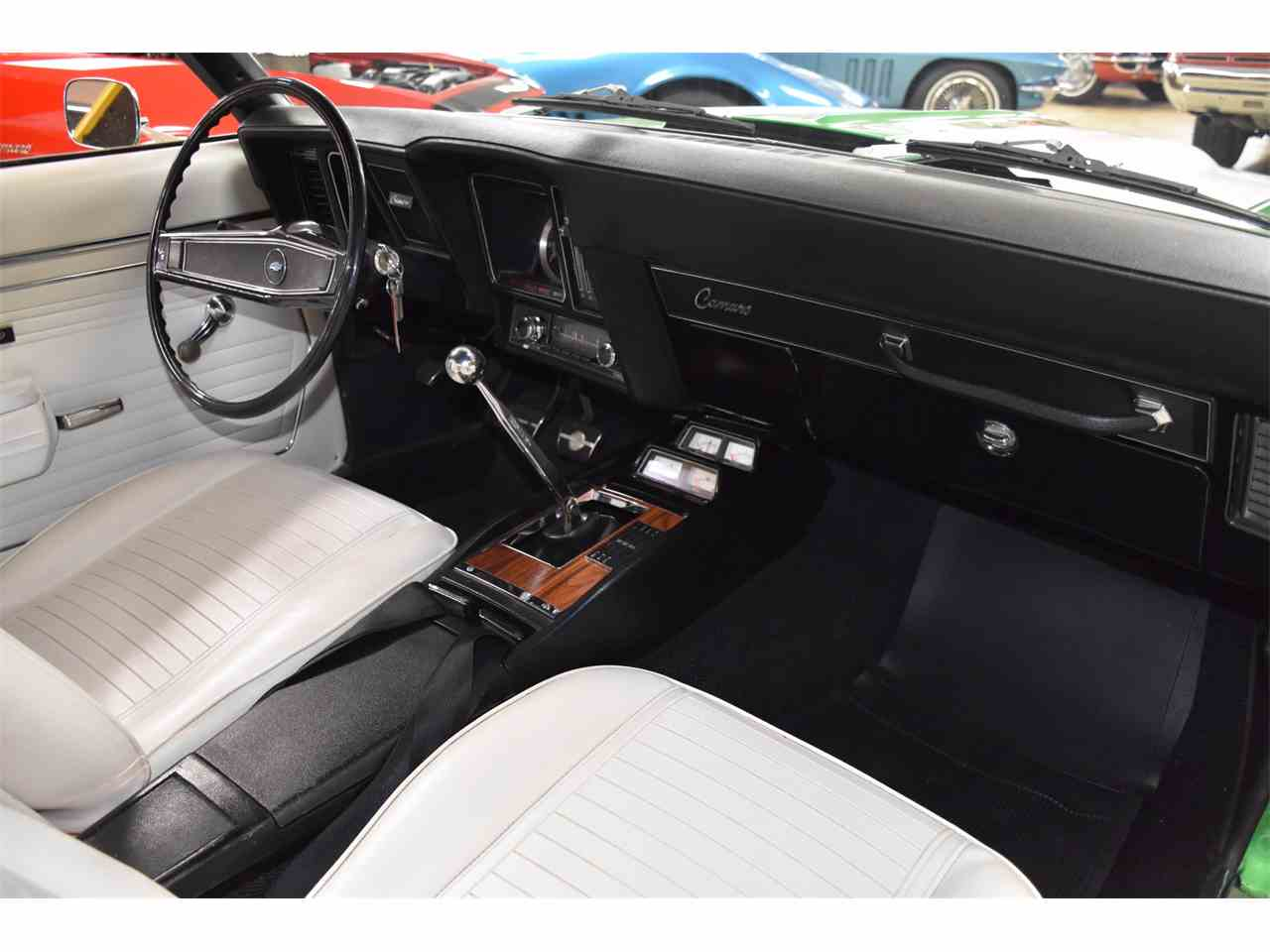 Large Picture of Classic 1969 Chevrolet Camaro Offered by Ideal Classic Cars - LSPU