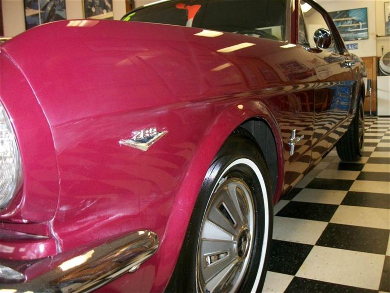 Large Picture of '65 Mustang - LSPY
