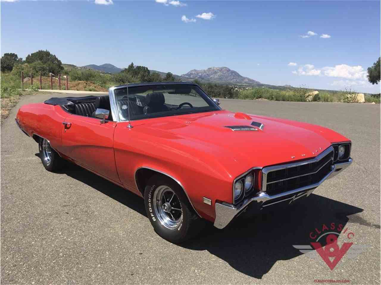 Large Picture of 1969 Buick Gran Sport located in Arizona - $27,500.00 - LSQ1