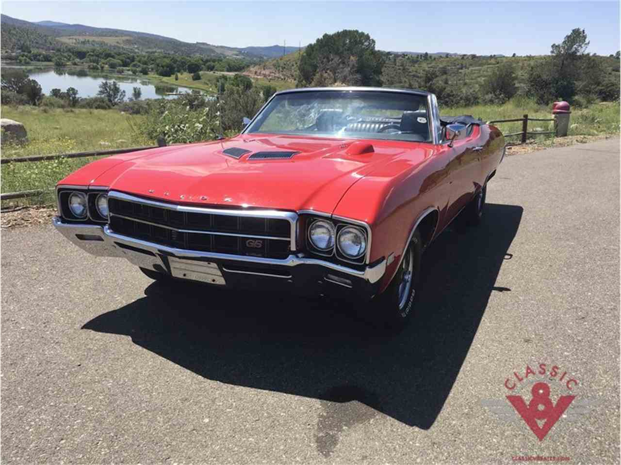 Large Picture of Classic 1969 Buick Gran Sport - $27,500.00 Offered by Classic V8 Sales - LSQ1