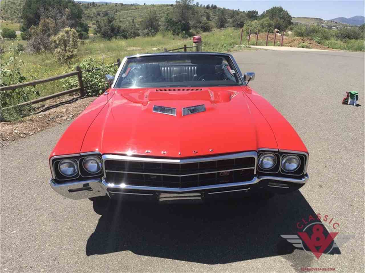 Large Picture of Classic '69 Buick Gran Sport located in Prescott Arizona - $27,500.00 - LSQ1