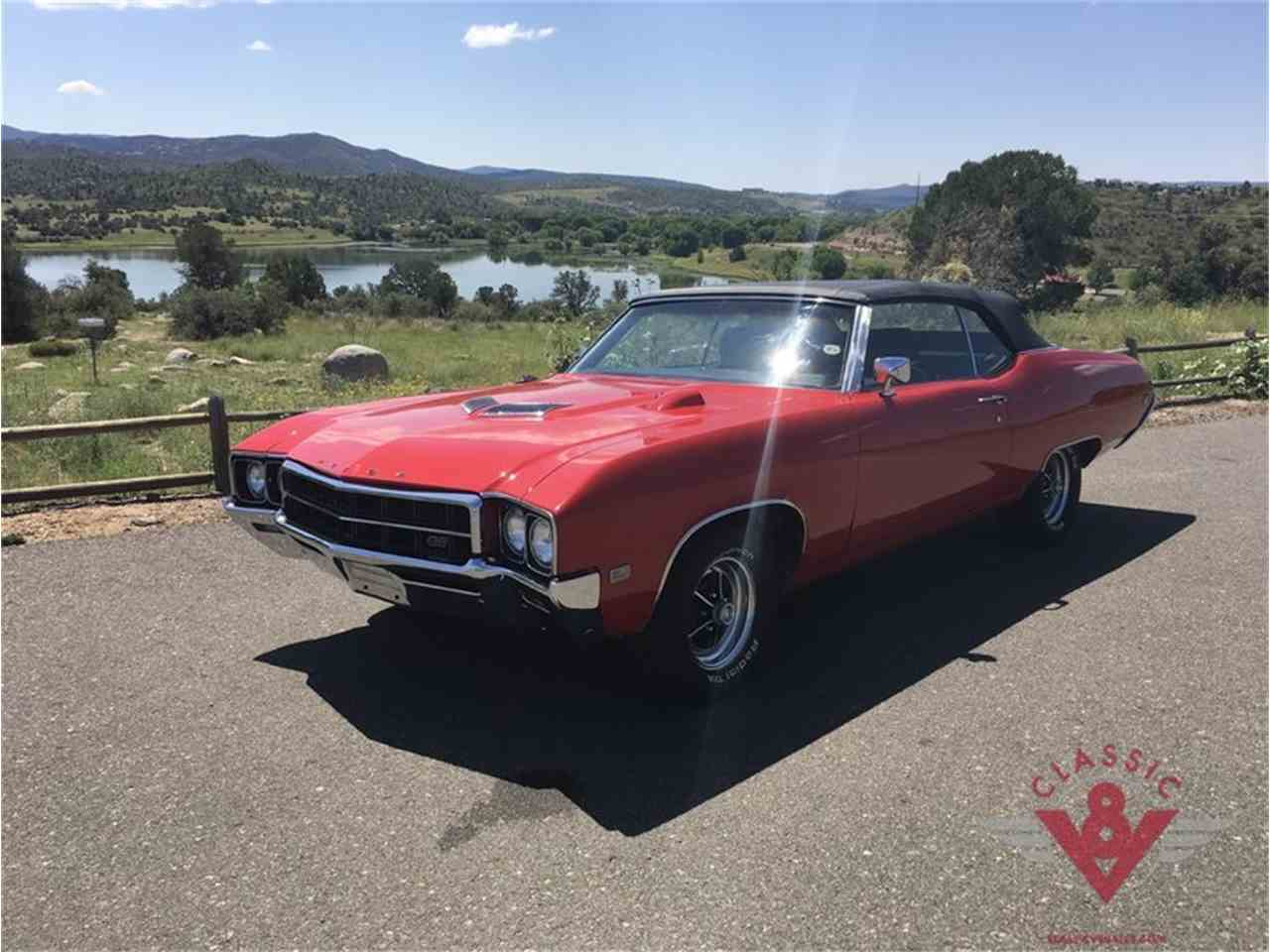 Large Picture of Classic '69 Buick Gran Sport located in Arizona Offered by Classic V8 Sales - LSQ1