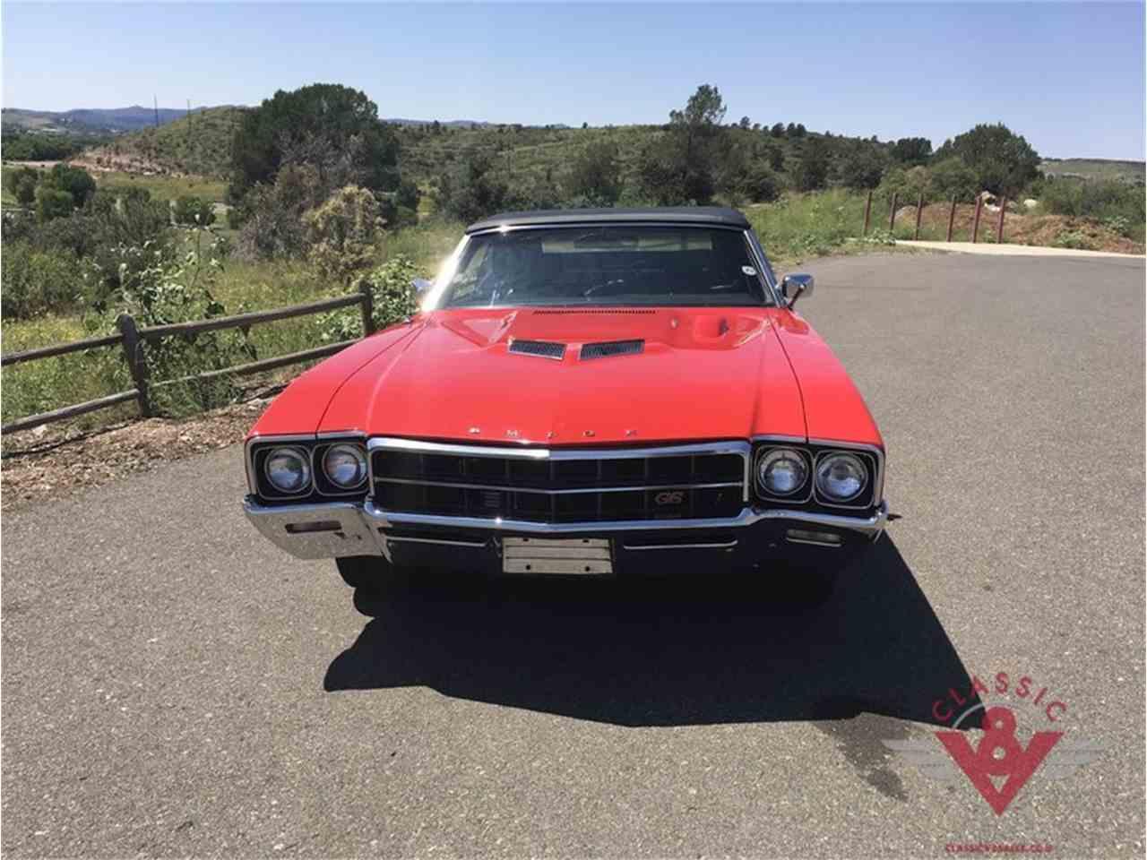 Large Picture of Classic 1969 Buick Gran Sport located in Arizona - $27,500.00 - LSQ1