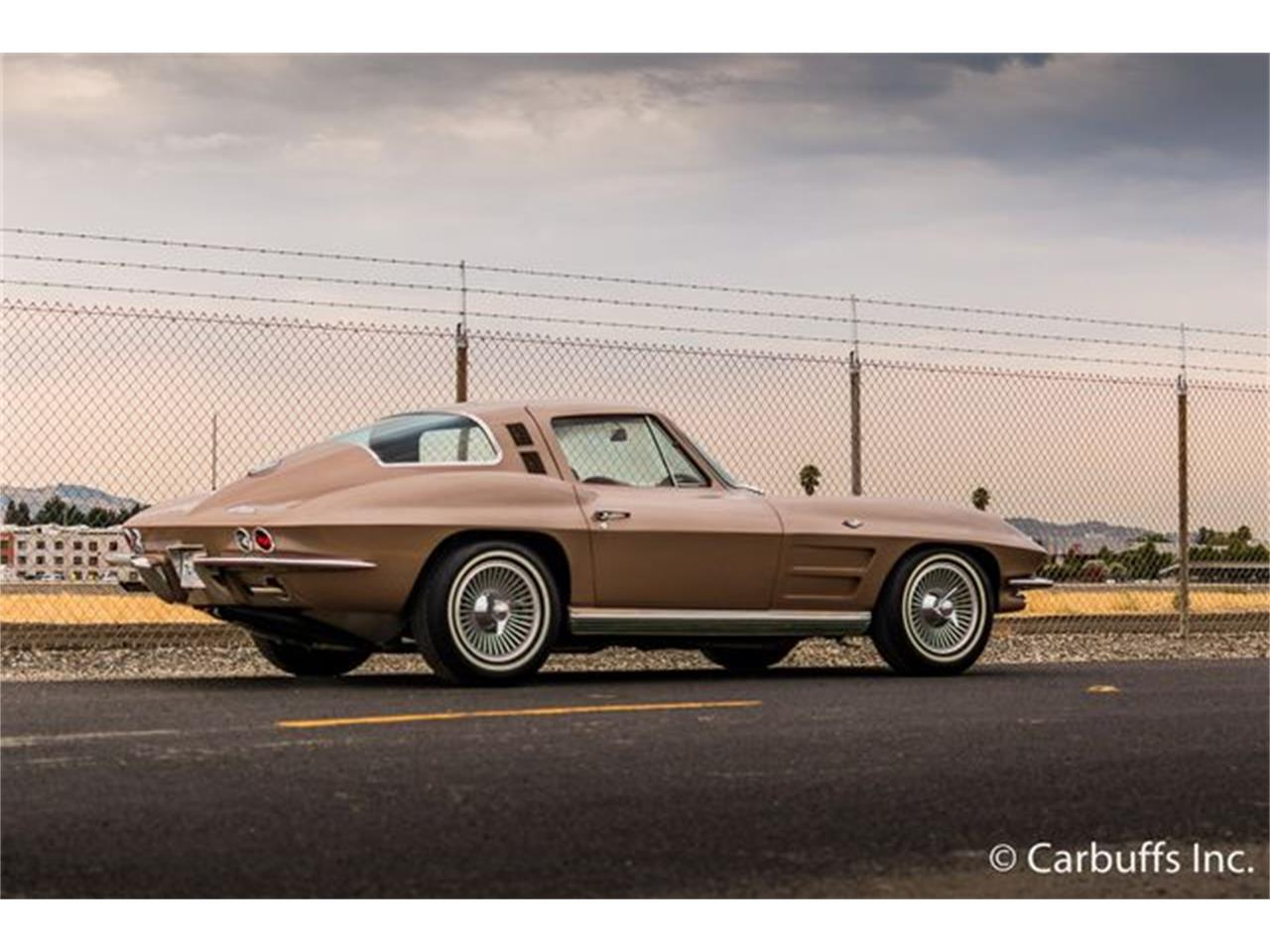 Large Picture of Classic 1964 Chevrolet Corvette located in Concord California - $53,950.00 Offered by ABC Dealer TEST - LSQ2