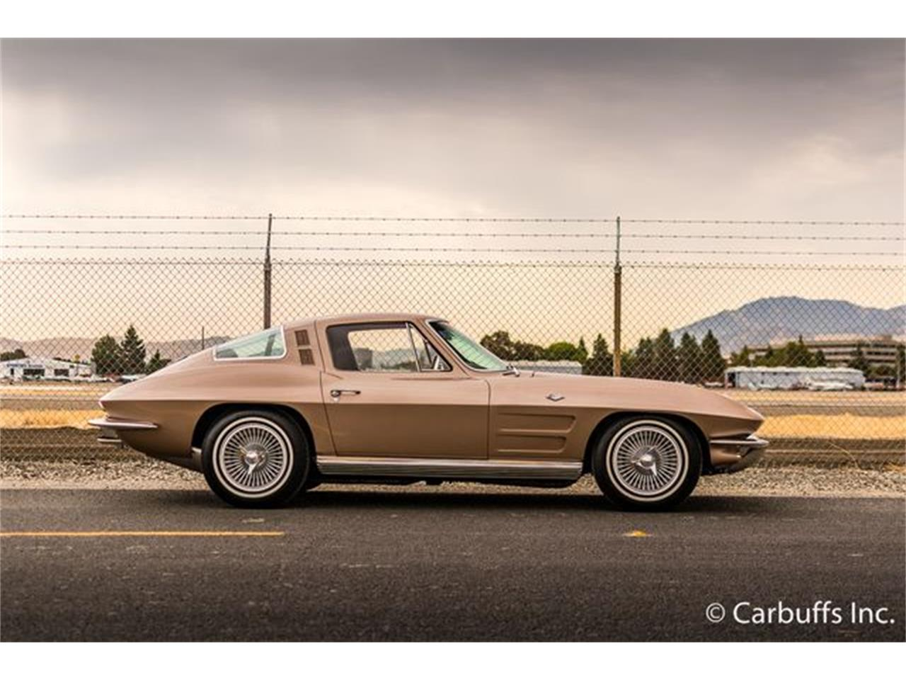 Large Picture of Classic '64 Chevrolet Corvette located in Concord California - $53,950.00 Offered by ABC Dealer TEST - LSQ2