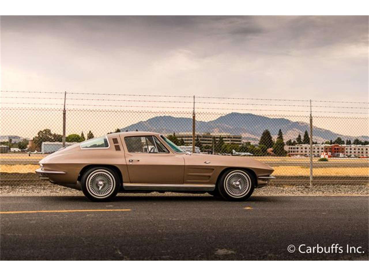 Large Picture of Classic 1964 Chevrolet Corvette located in Concord California Offered by ABC Dealer TEST - LSQ2