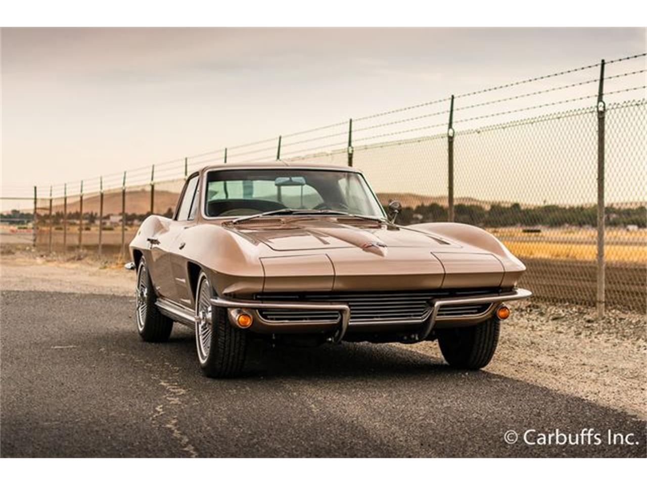 Large Picture of Classic 1964 Corvette located in Concord California Offered by ABC Dealer TEST - LSQ2