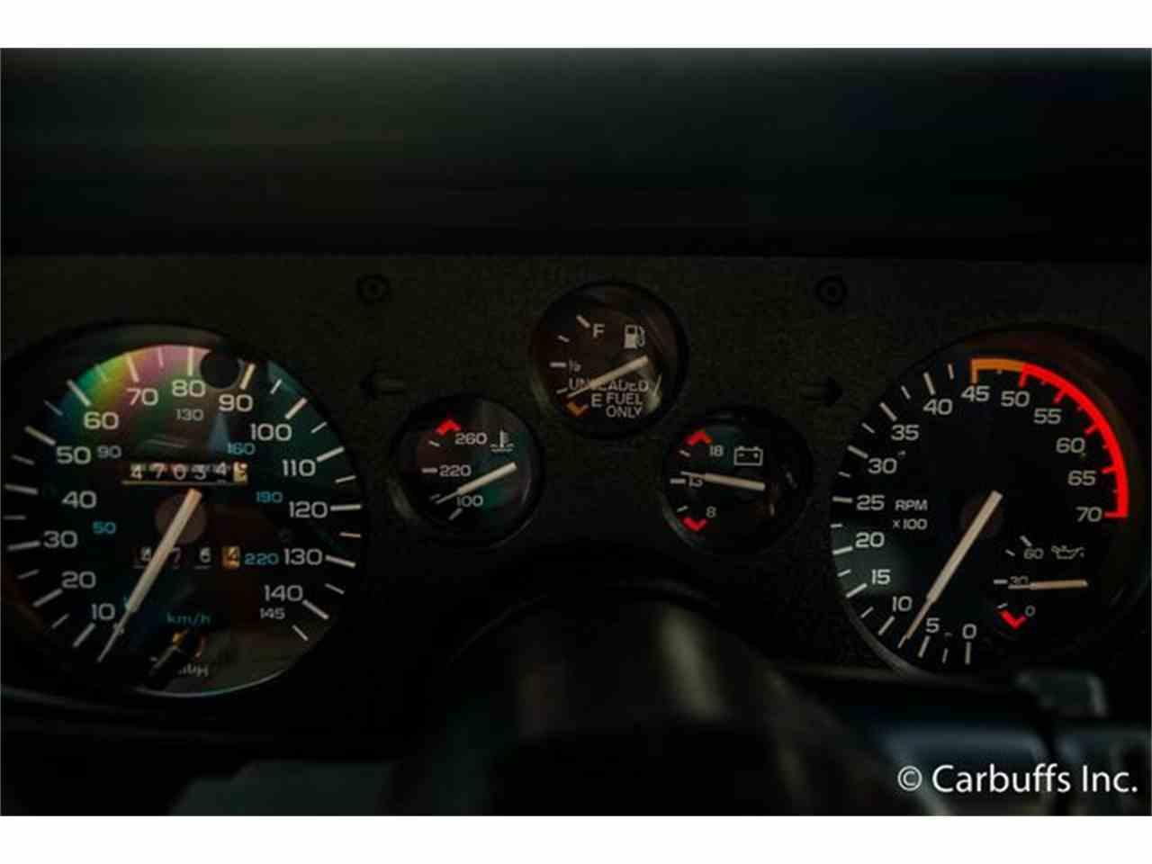 Large Picture of '87 Camaro IROC-Z - LSQA
