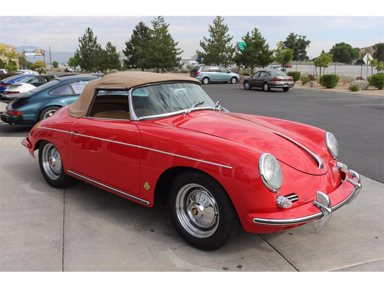 1960 Porsche 356 B Super 90 For Sale Classiccars Com Cc 1017014
