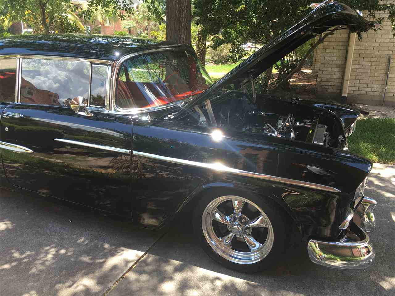 Large Picture of '55 Bel Air - LSQK