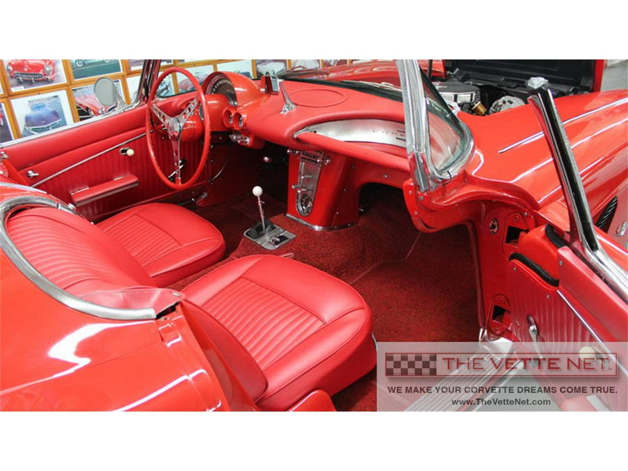 Large Picture of '62 Corvette - LNV3